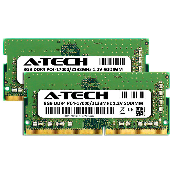 16GB Kit (2 x 8GB) DDR4-2133 (PC4-17000) SODIMM Memory RAM for Lenovo ThinkCentre M900X Tiny