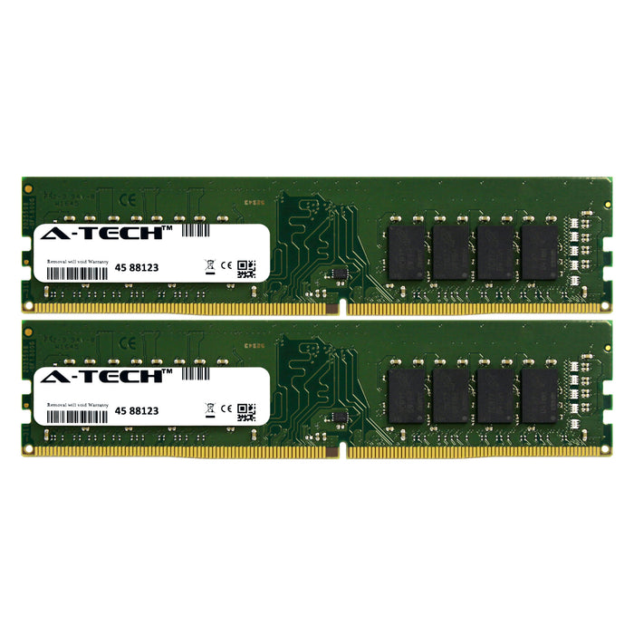 32GB Kit (2 x 16GB) DDR4-2400 (PC4-19200) DIMM DR x8 Desktop Memory RAM