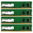 16GB Kit (4 x 4GB) DDR4-2400 (PC4-19200) DIMM SR x16 Desktop Memory RAM