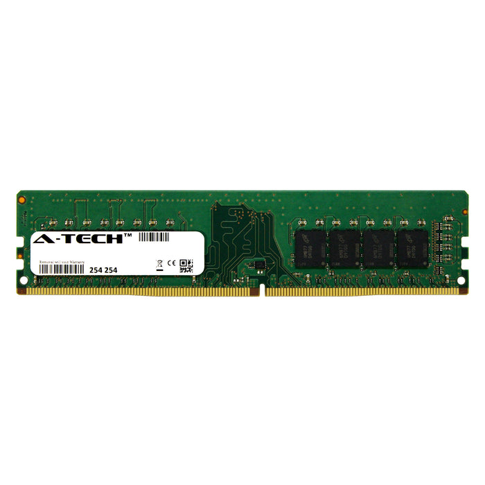 8GB DDR4-2400 (PC4-19200) DIMM DR x8 Desktop Memory RAM