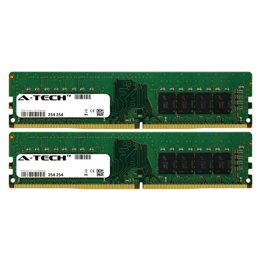 16GB Kit (2 x 8GB) DDR4-2400 (PC4-19200) DIMM DR x8 Desktop Memory RAM