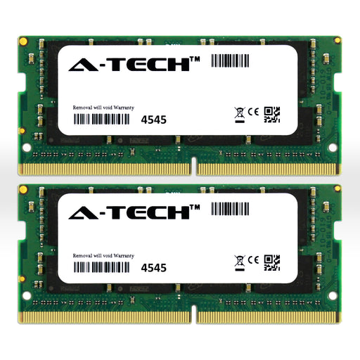 32GB Kit (2 x 16GB) DDR4-2400 (PC4-19200) SODIMM DR x8 Laptop Memory RAM