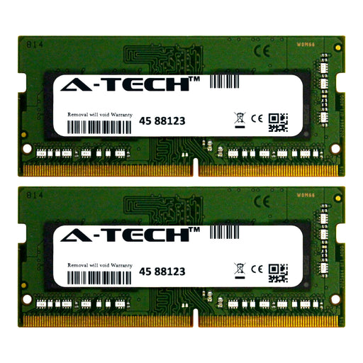 8GB Kit (2 x 4GB) DDR4-2400 (PC4-19200) SODIMM SR x16 Laptop Memory RAM