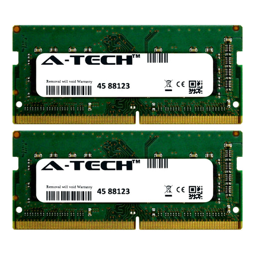 8GB Kit (2 x 4GB) DDR4-2400 (PC4-19200) SODIMM SR x8 Laptop Memory RAM