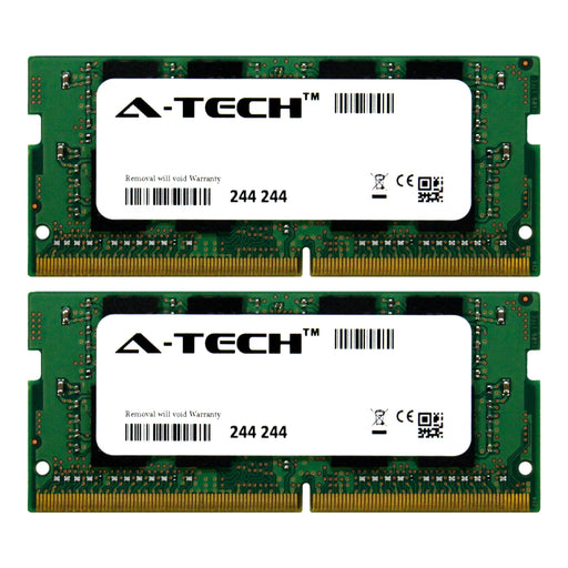 16GB Kit (2 x 8GB) DDR4-2400 (PC4-19200) SODIMM DR x8 Laptop Memory RAM