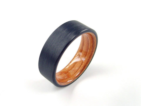 Carbon Fiber and Wood Ring-Douglas Fir - hersteller