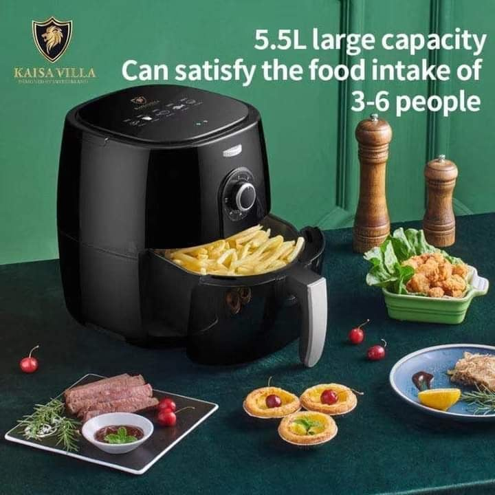 KAISA VILLA AIR FRYER 5.5L