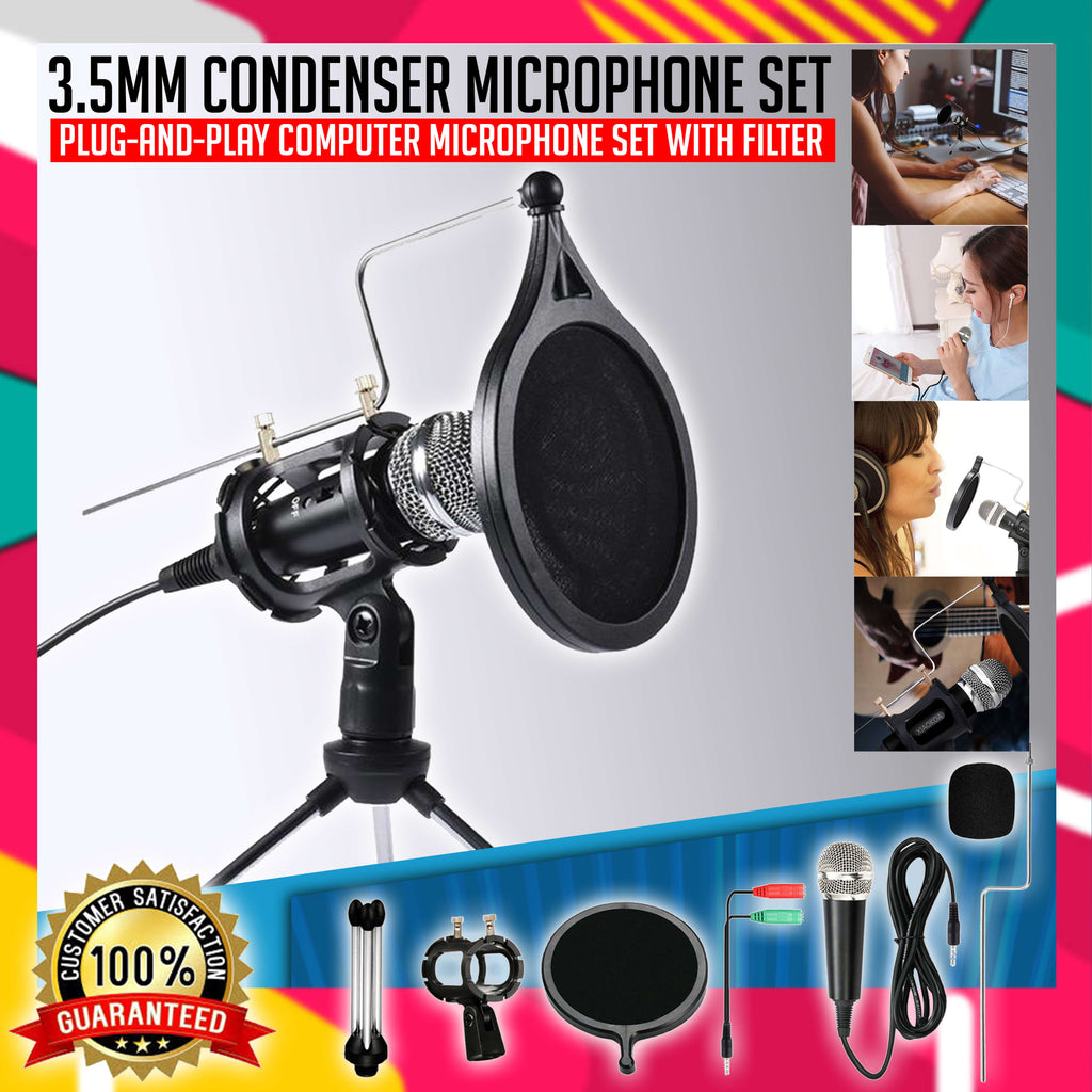PORTABLE MICROPHONE SET
