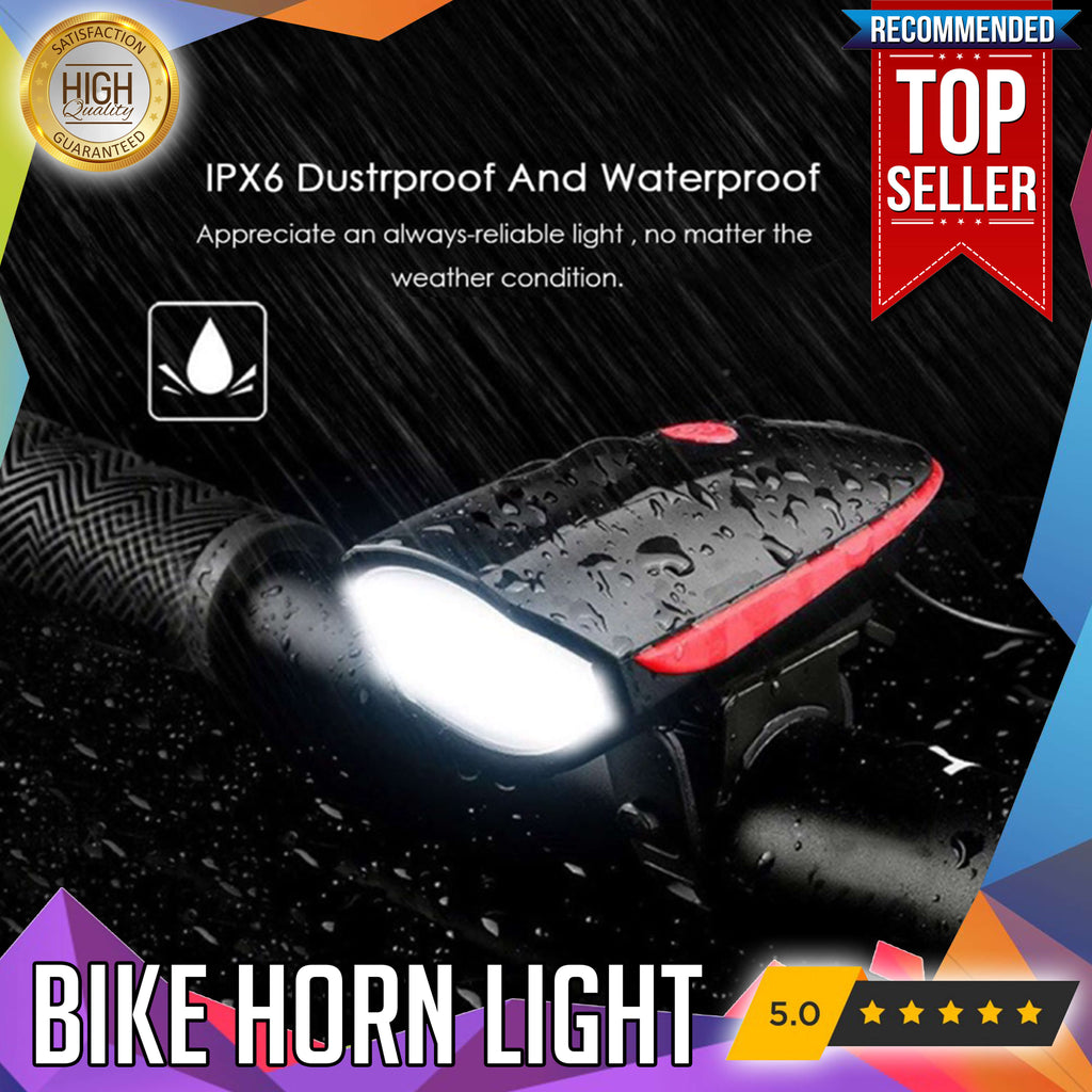 Bike Horn Light