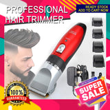 Professional Ceramic Blade Hair Trimmer