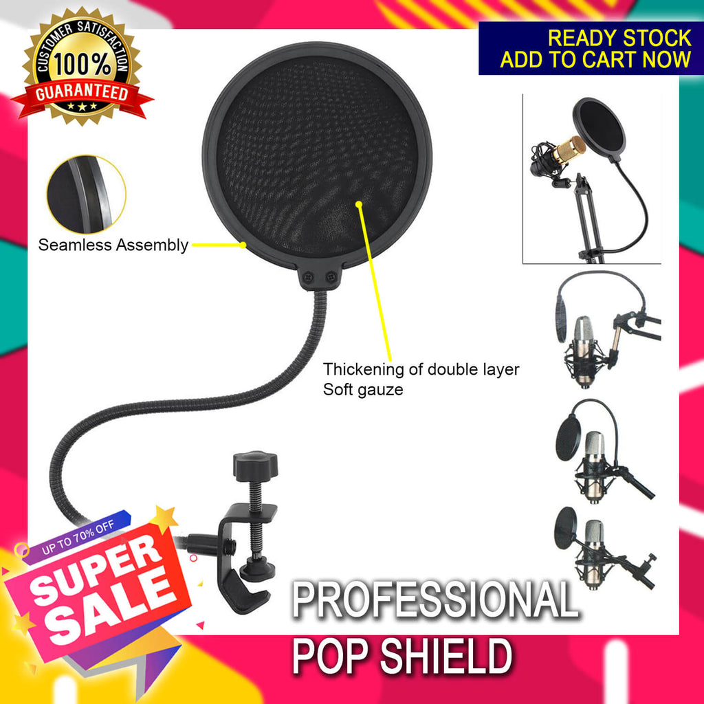 Professional Microphone Set