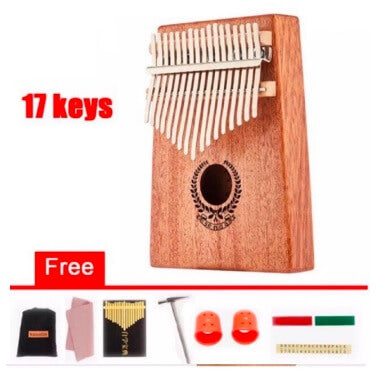 kalimba Thumb Piano 17 Keys