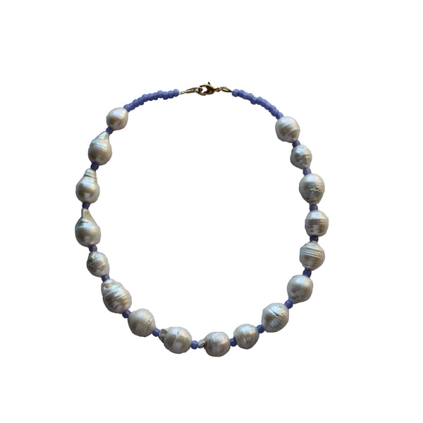 Zephyr Pearl Necklace