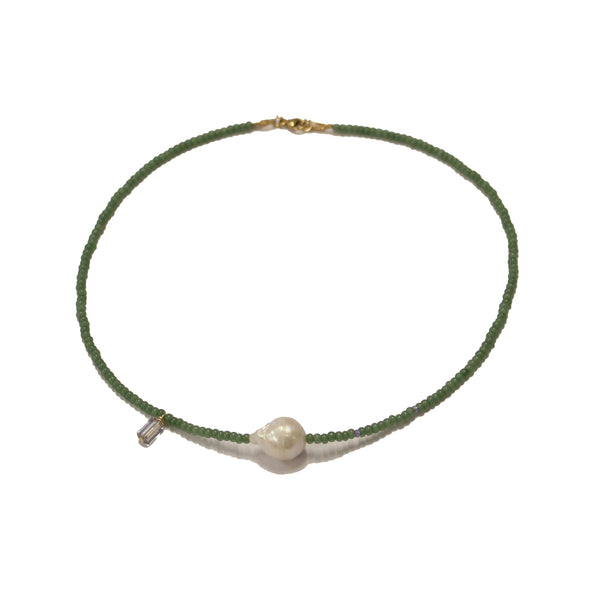 Seychelles Pearl Necklace