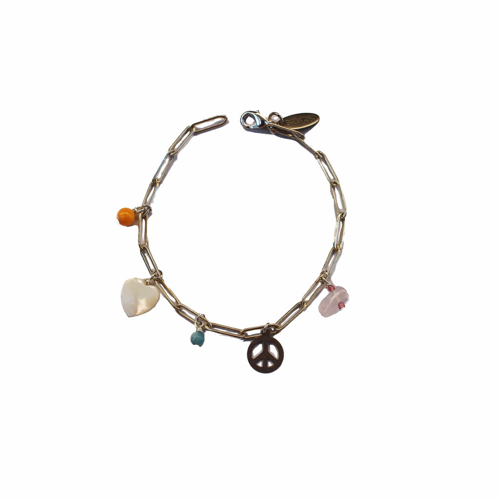 High Tide Charm Anklet