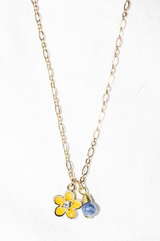 Summertime Charm Necklace