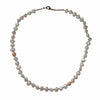 Sunrise Pearl Necklace- White