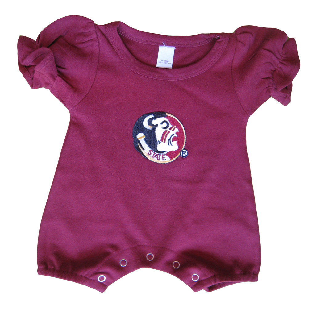 FSU Girls Romper