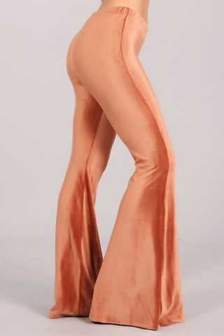 Chatoyant Stretch Corduroy Copper