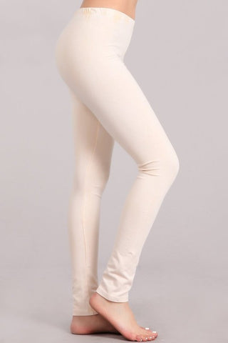 Chatoyant Mineral Wash Legging Nude