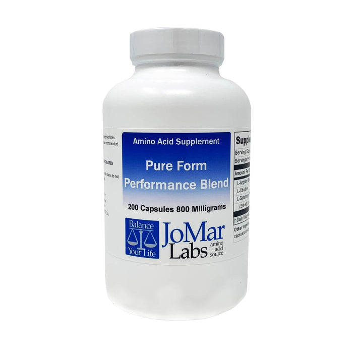 Pure Form Performance Blend
