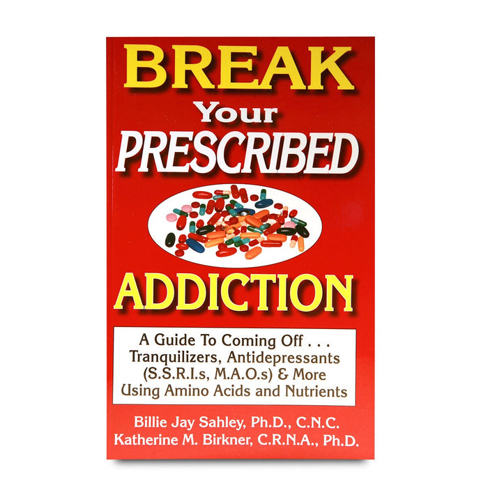 Break Your Prescribed Addiction