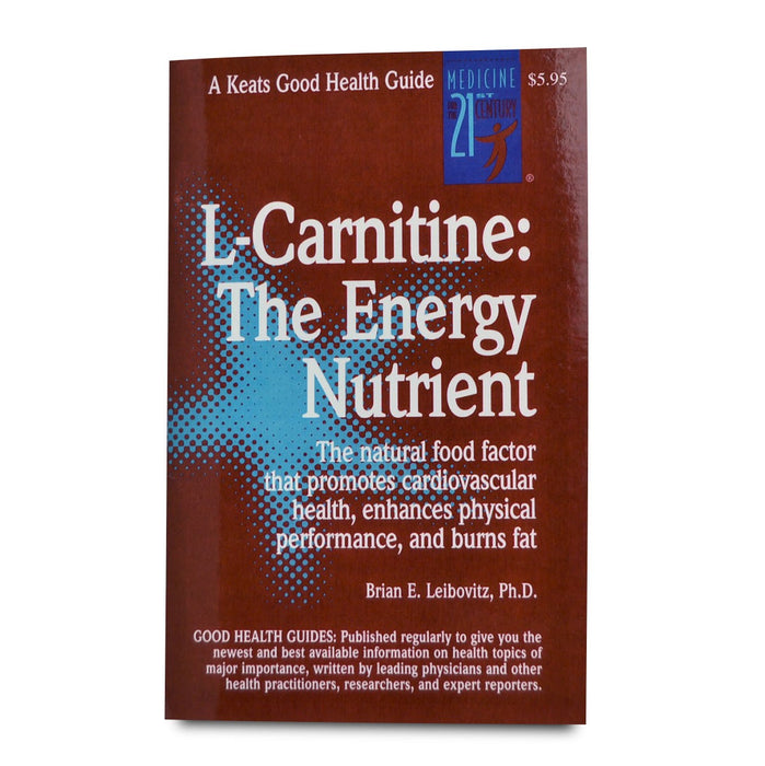 L-Carnitine: The Energy Nutrient