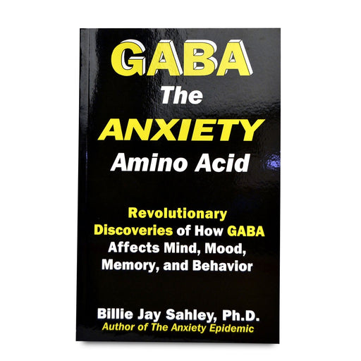 GABA: The Natural Anxiety Amino Acid