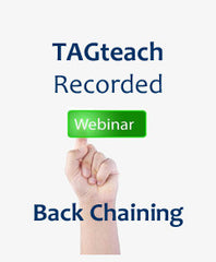 Webinar Recording - Back Chaining