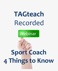 Webinar Recording - Sports Coaching (4 Things)