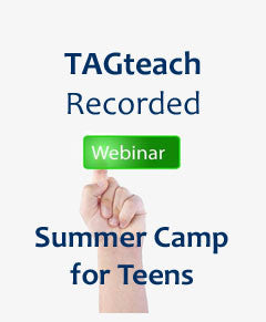 Webinar Recording: TAG! Not Just Another Game at Camp