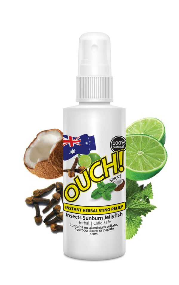 Ouch Sting Relief 100ml