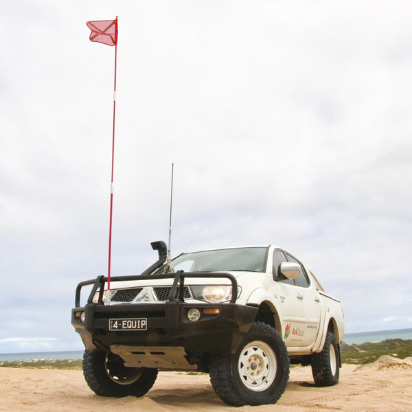 4x4 Equip Safety Flagpole 3 Meter