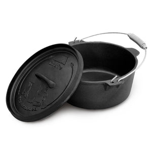 Companion Pioneer Dutch Camp Oven 2QT