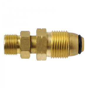 Companion Adaptor POL Cylinder to 3/8 LH Thread