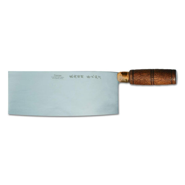 Dexter Russell S5197W Asian Chef's Knife w/ 7 x 2-3/4-in High Carbon Steel Blade Made in USA