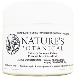 Nature's Botanical Creme 260g