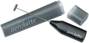 "AEROLATTE ""TO GO"" MILK FROTHER - BLACK"