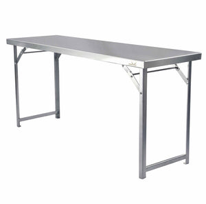 Multi Slim Table Stainless Steel