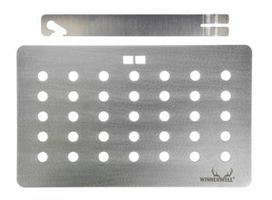 Stainless Grill Plate