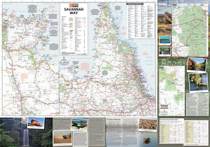 Hema Savannah Way Cairns to Broome