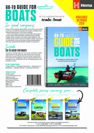 Hema Go-To Guide for Boats