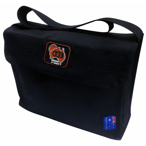 AOS Canvas Tool Bag - Standard Black