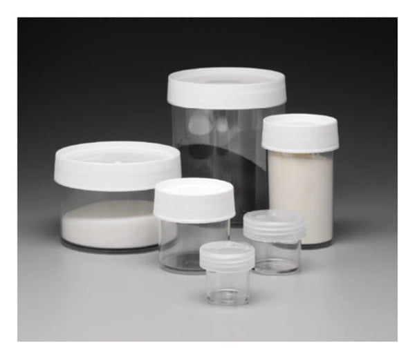Nalgene Straight Side Wide Mouth Round HDPE Jar