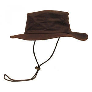 Burke & Wills Flinders Hat Plain