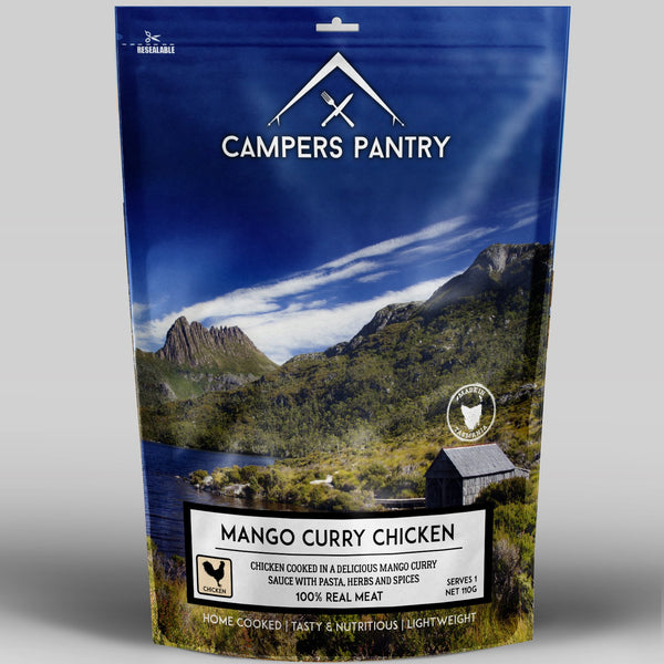 Campers Pantry Mango Curry Chicken
