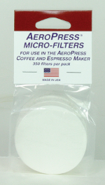 AeroPress Replacement Micro Filter 350 Pack