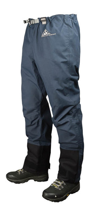 Wilderness Equipment Raindance Overpant Black