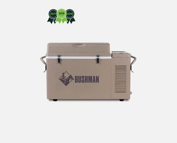 Bushman Fridge 35L with Extension to 52L