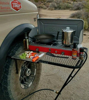 The Original TailGater Tire Table